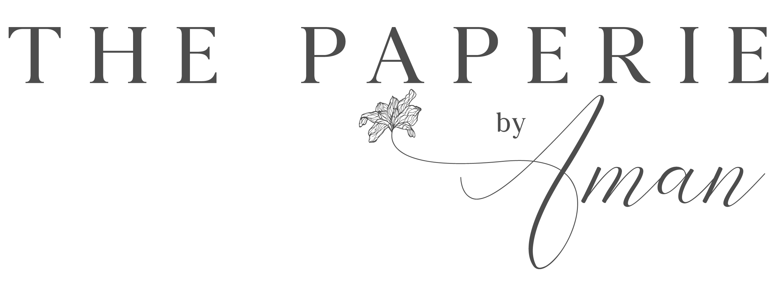 The Paperie By Aman
